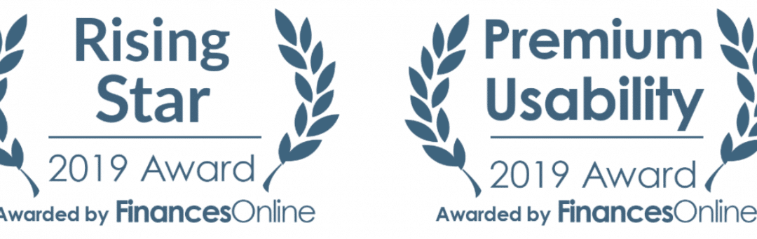Crossware was awarded premium usability and rising star awards by Finances Online