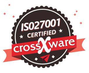 Crossware Mail Signature Iso certified