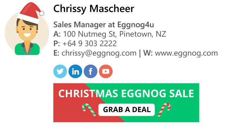 The Perfect Christmas Email Signature – A Guide for Professionals