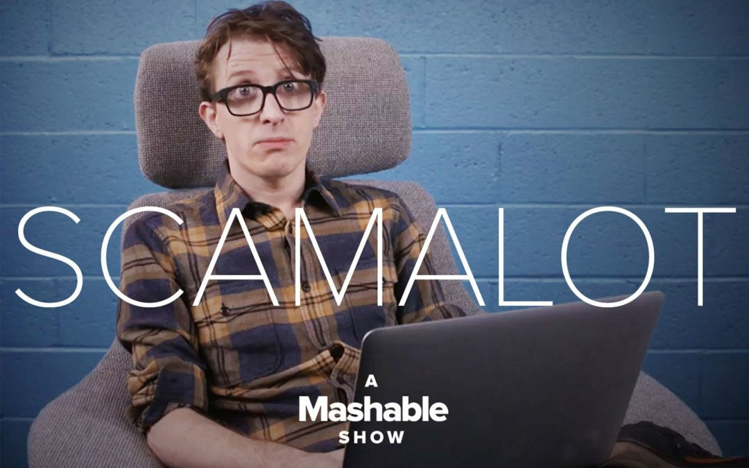 Scamalot show james veitch email scammers