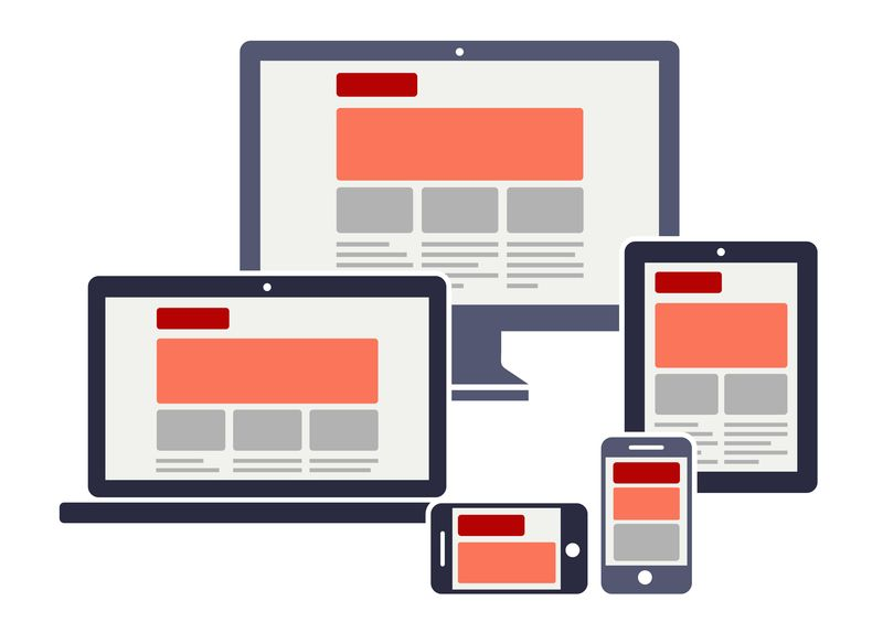 device responsive design featured